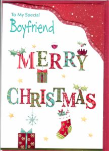 christmas to boyfriend - Merry Christmas Boyfriend