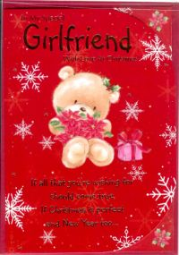christmas to girlfriend