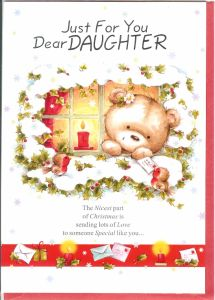 christmas to daughter - Merry Christmas Daughter